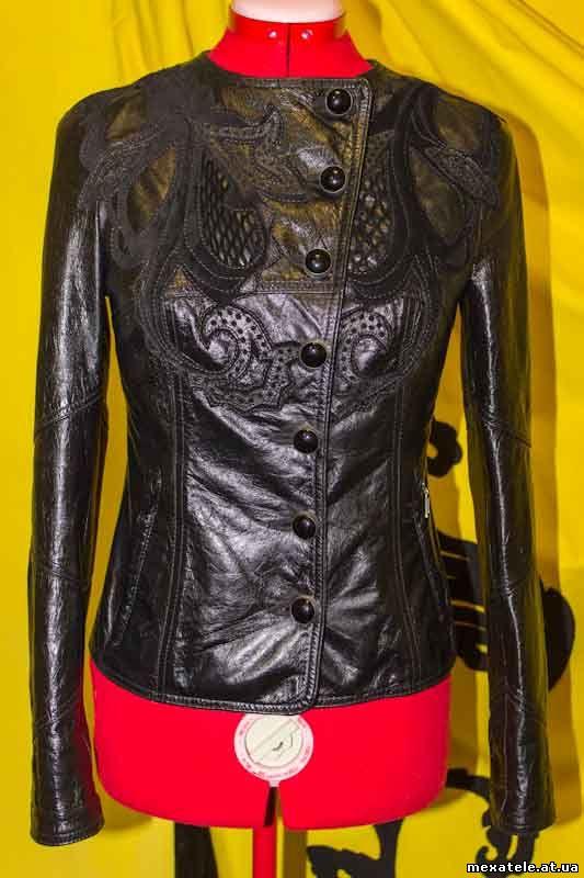 Женские куртки своими руками 3