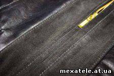 кожаная куртка с замшей